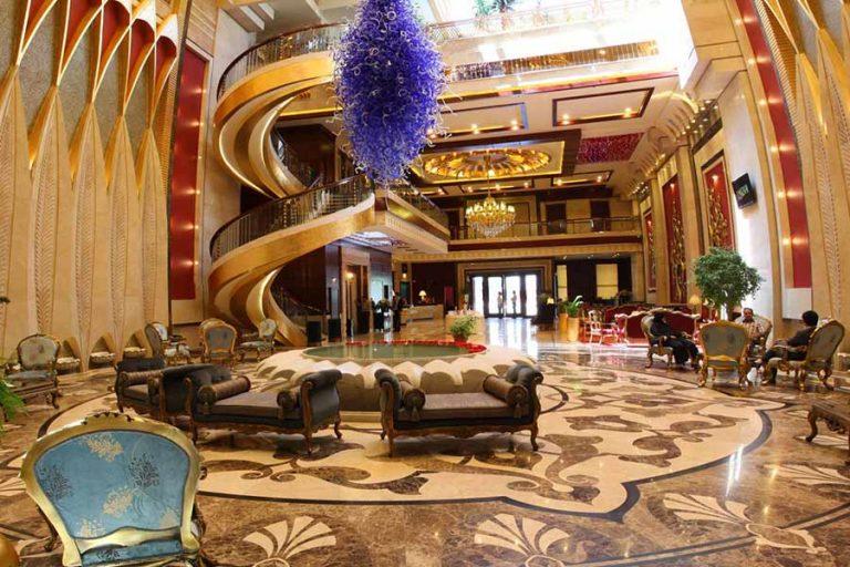 هتل-منتخب در مشهد