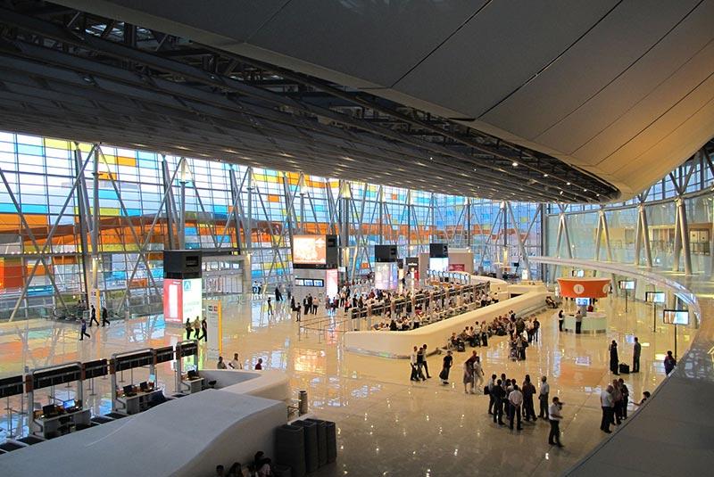 فرودگاه بین المللی ارمنستان