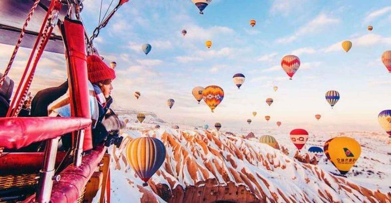 بهترین زمان سفر به ترکیه؟