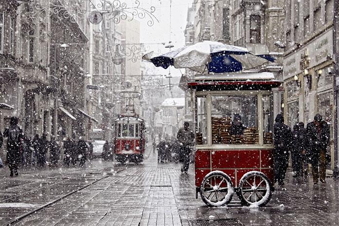 ترکیه و تور آن در فصل زمستان