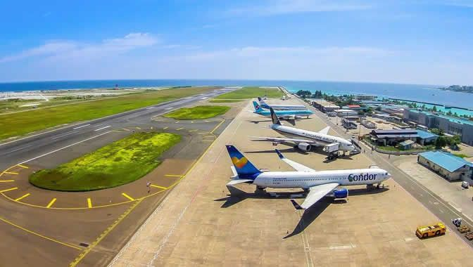 فرودگاه مالدیو