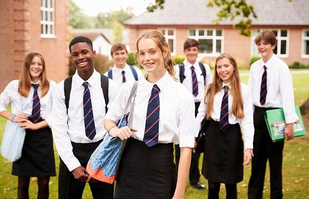 مدرسه Ashford school