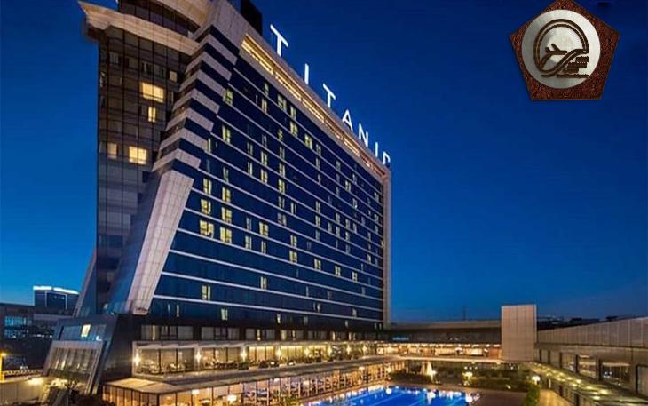 هتل تایتانیک کامفورت